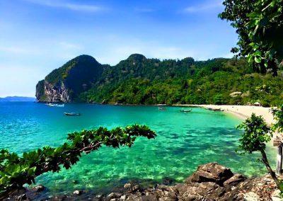 Ko Ngai - Farang Beach