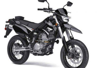 Kawasaki KLX 250SF 09